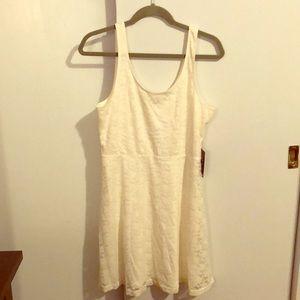 Ivory Express dress